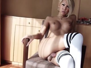 Hottest xxx scene shemale Shemale fantastic exclusive version
