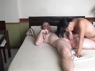 Thai Ladyboy and Bear
